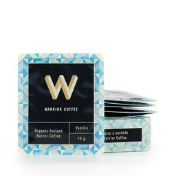 Warrior Coffee Vanilla Butter Coffee