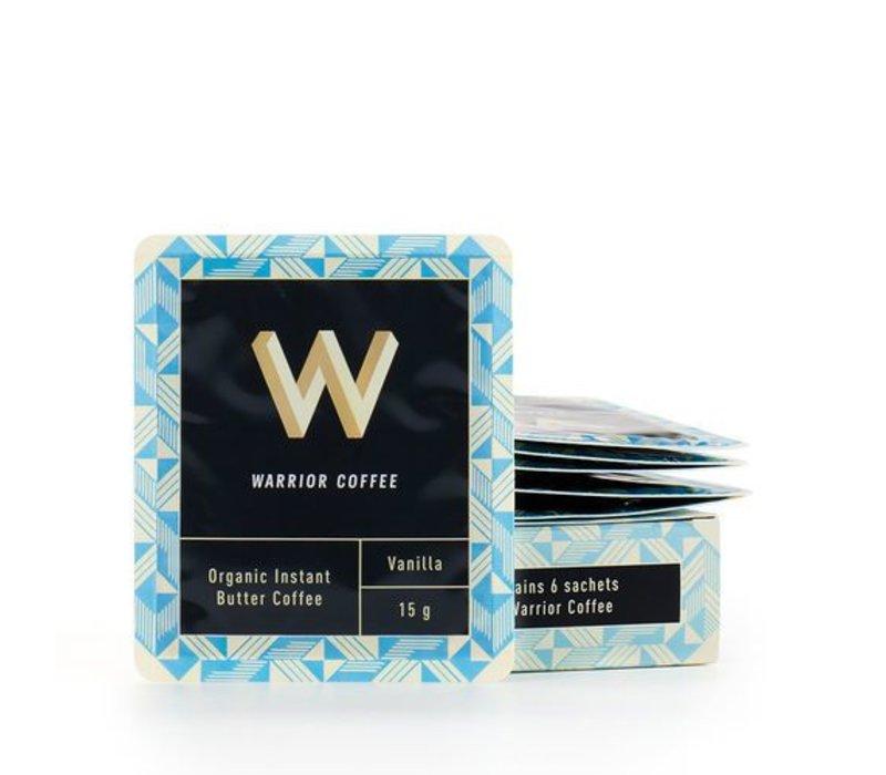 Warrior Coffee Vanilla Butter Coffee