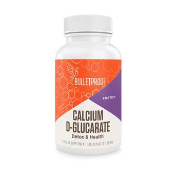 The Bulletproof Executive Calcium D-Glucarate