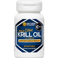 Antarctic Krill Oil with 1.5 mg of Astaxanthin - 60 capsules