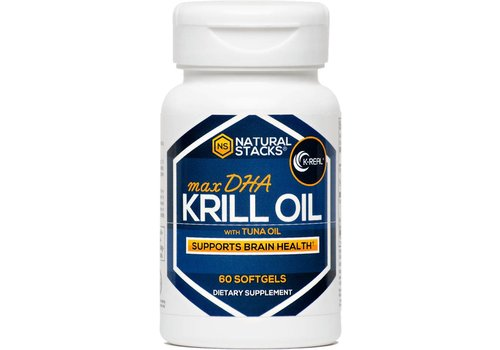 Natural Stacks Antarctic Krill Oil