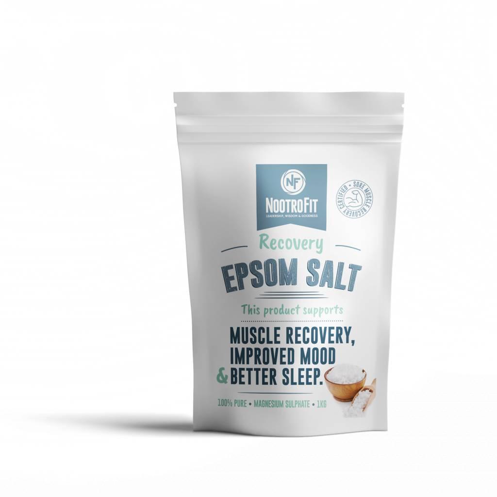 Recovery epsom salt nootrofit nootrofit for Epsom salt for fish