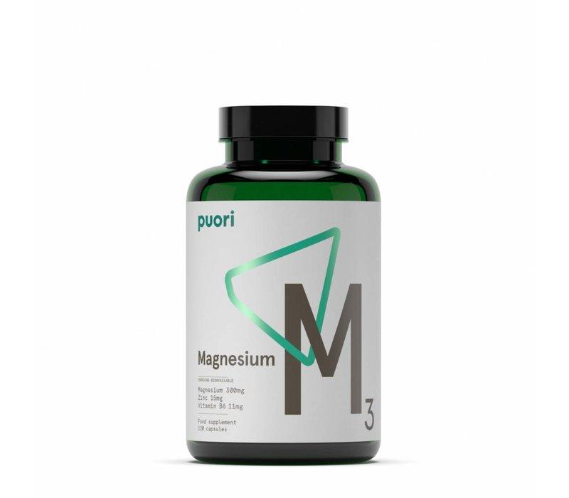 M3: Magnesium - 120 capsules