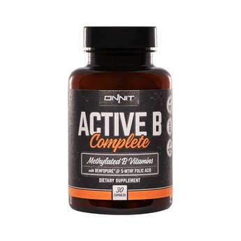 Onnit Active B Complete - 30 Caps
