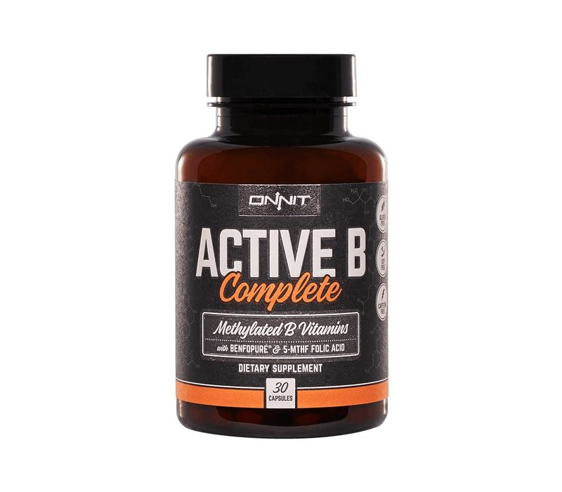 Active B Complete - 30 Caps