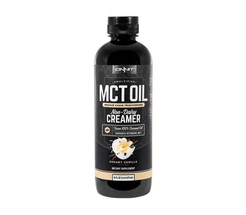 Emulsified MCT Oil 475ML