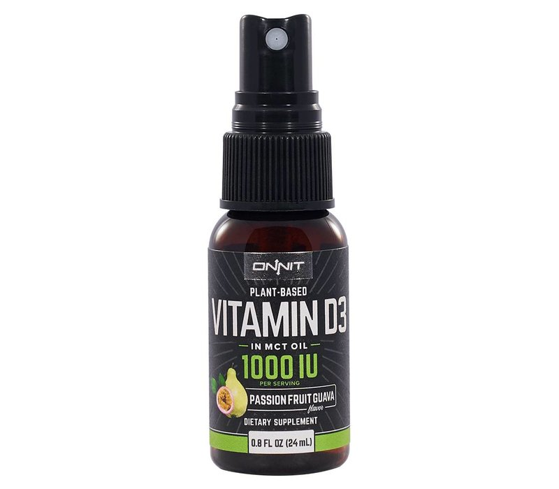 Vitamine D3 Spray in MCT Olie