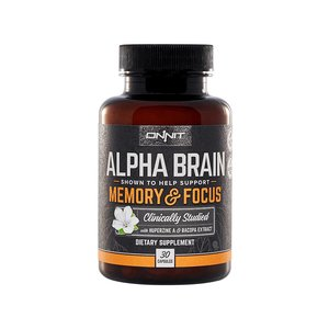 Onnit Alpha Brain - 30 capsules