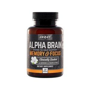 Onnit Alpha Brain - 30 Kapseln