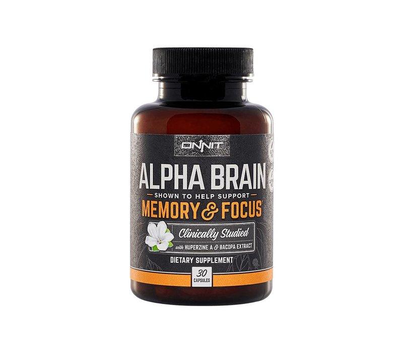 Alpha Brain - 30 Kapseln