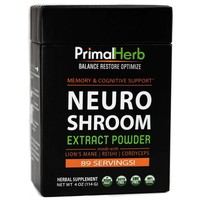 NEURO SHROOM - Supports Cognitive & Mental Performance
