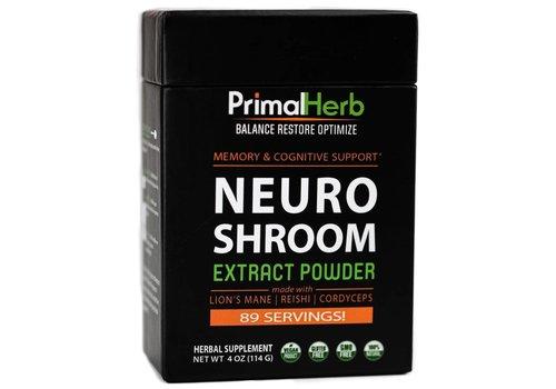 Primal Herb NEURO SHROOM