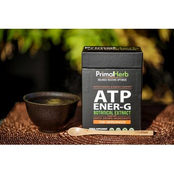 Primal Herb ATP ENER-G - Mitochondria & Energy Support