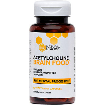 Natural Stacks Acetylcholine Brain Food™