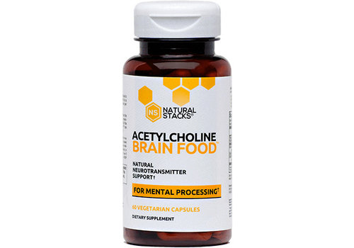Natural Stacks Acetylcholine Brain Food™