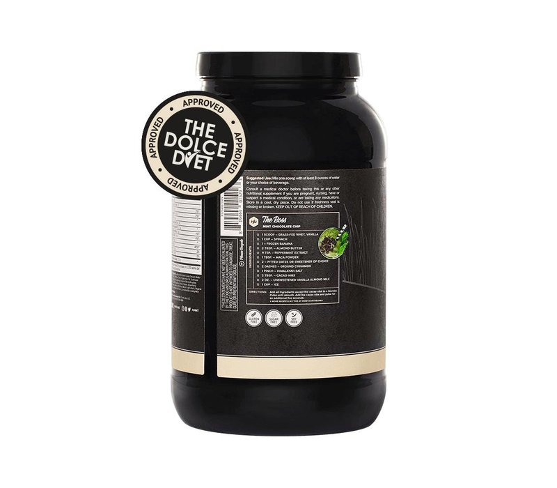 Whey Protein - Grassfed Whey Isolate