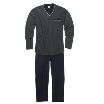 ADAMO 119252 pyjama bleu démesurées