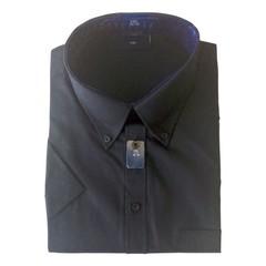 Kingsize Brand 100 zwarte grote maten overhemd