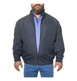 Kingsize Brand JT056 Veste d'été de grandes tailles Blue