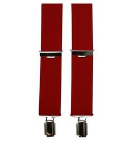 K&C rode grote maten bretels