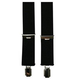 K&C 991 Zwarte grote maten Bretels