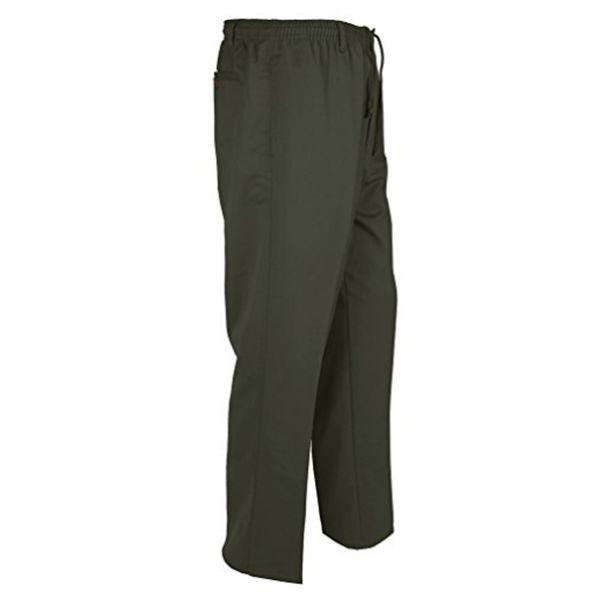KMS 514 Pantalon de Sport de grandes tailles Vert Olive