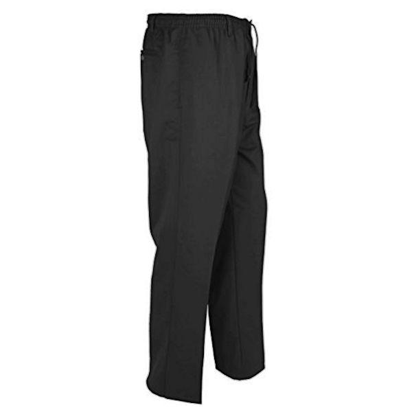 KMS noir grande taile pantalon de sport