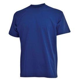 CAMUS Kolt blauwe grote maten T-shirt