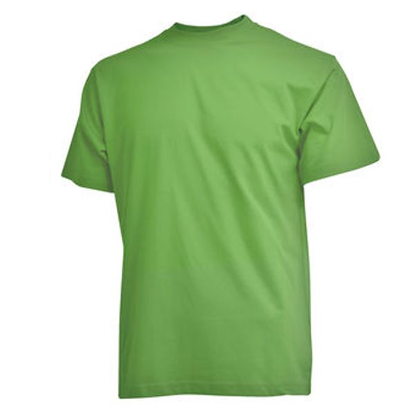 CAMUS limo groen grote maten T-shirt
