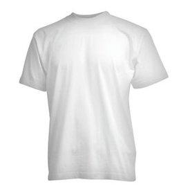 CAMUS 9000 witte grote maten T-shirt