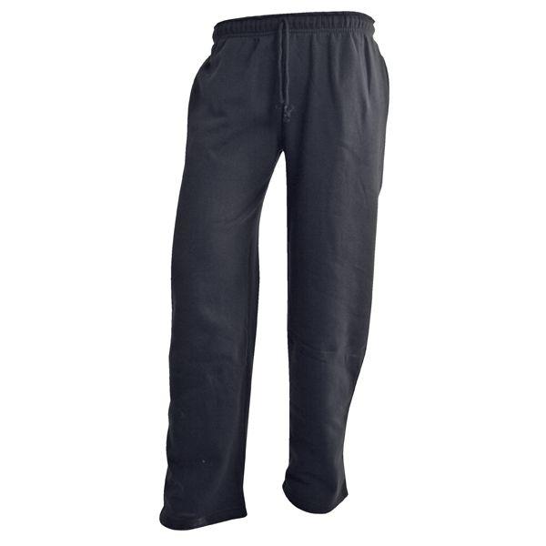 CAMUS Charcoal grote maten joggings broek