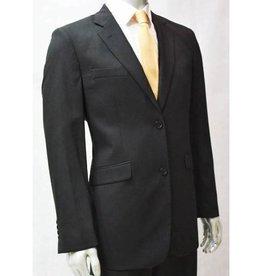 V&H Suits 100 Costume de grande taille Noir