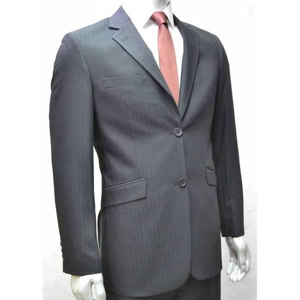 V&H Suits 300 Zwart grote maten Kostuum