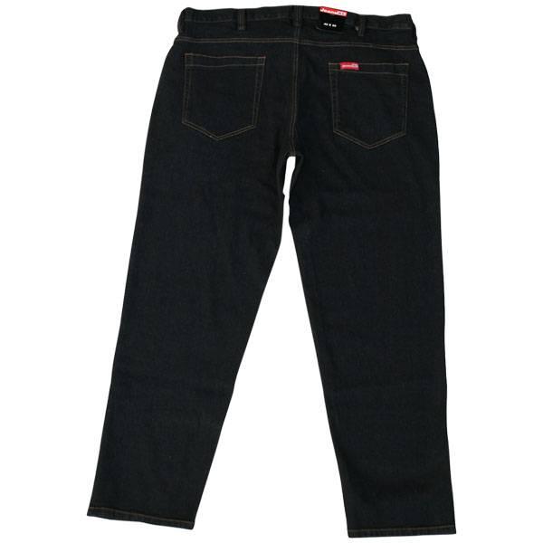 JeansXL 401 zwarte grote maten Stretch Jeans