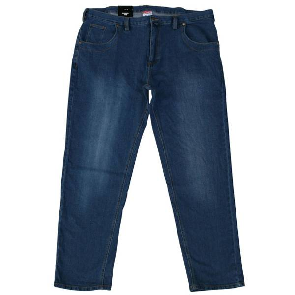 JeansXL 402 blauwe grote maten Stretch Jeans