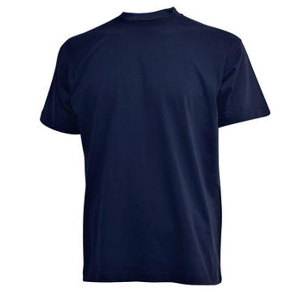CAMUS 6000 navy blauwe grote maten T-shirt