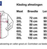 Kingsize Brand 242 Chemise Imprimée Grandes Tailles