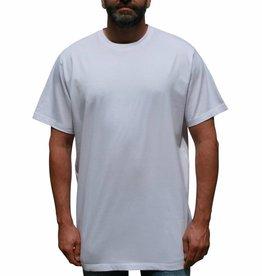 Kingsize Brand TS100 Grote maten Wit T-shirt