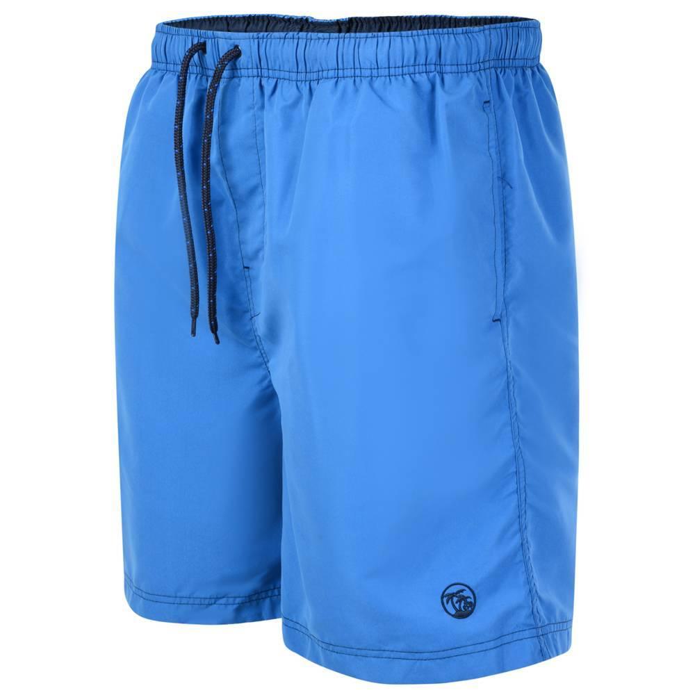 Kingsize Brand SW573 Grote maten Blauwe Zwemshorts