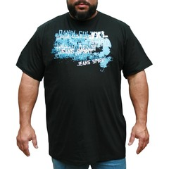 JeansXL 710 Black T-shirt