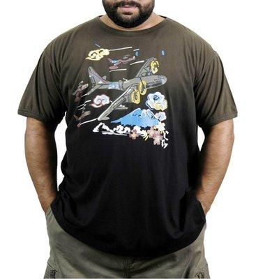 JeansXL 750 black T-shirt