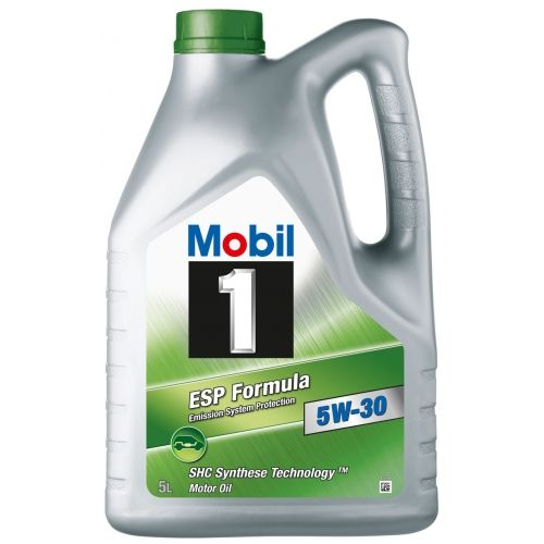 Mobil 1 ESP 5W30 Formula 5 Liter € 43,90