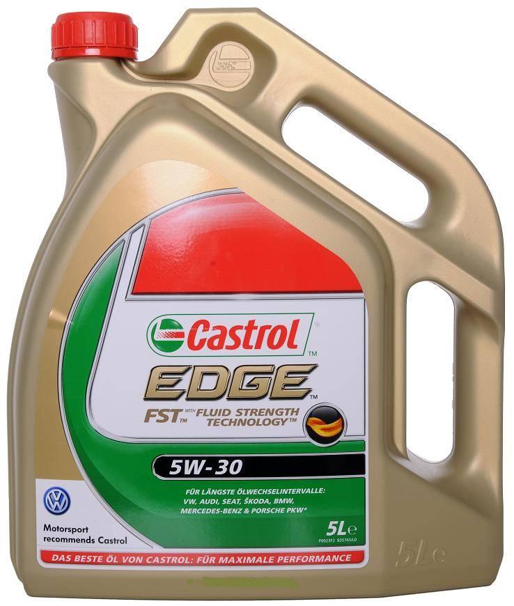 Castrol Edge FST 5w30 5 Liter € 36,50