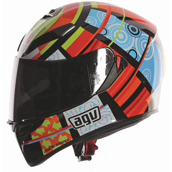 AGV K-3 SV Top Elements Motorhelm