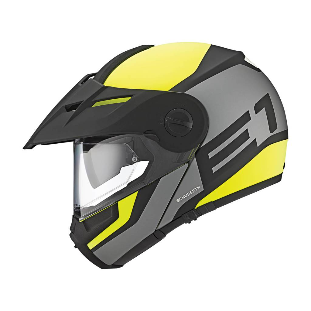 schuberth e1 guardian motorhelm. Black Bedroom Furniture Sets. Home Design Ideas