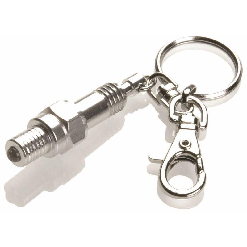 Booster Spark Plug LED zilver