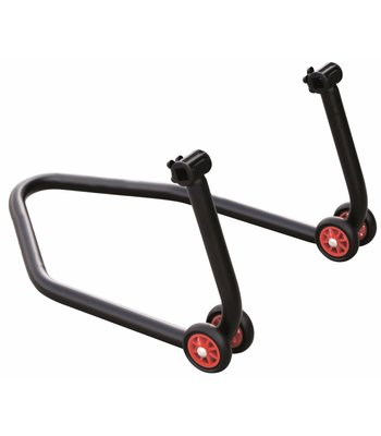 Booster Paddock Stand achter