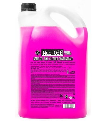 Muc-Off Nano Gel 5L