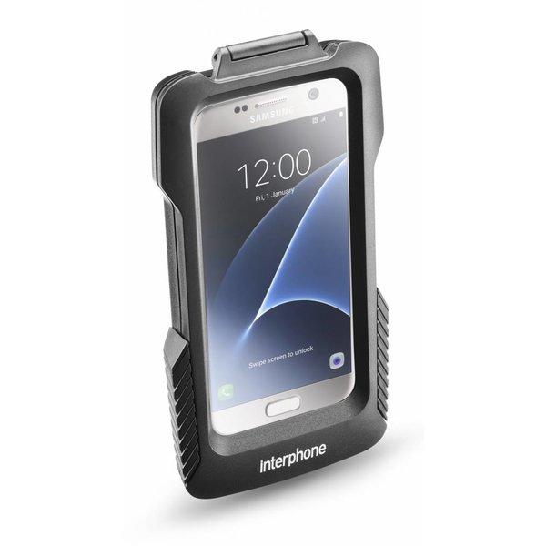 Interphone Pro Case Galaxy S6 / S7 tubular telefoonhouder