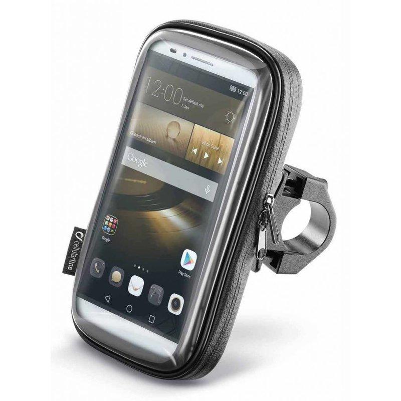 "Interphone Unicase 6"" universele telefoonhouder"